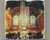 Grand Central Station in New York City - Original Coaster