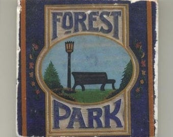 Forest Park, Illinois - Original Coaster