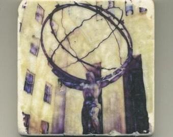 Atlas in New York City - Original Coaster
