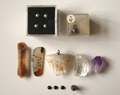 Mixed Crystal Gemstone Lot
