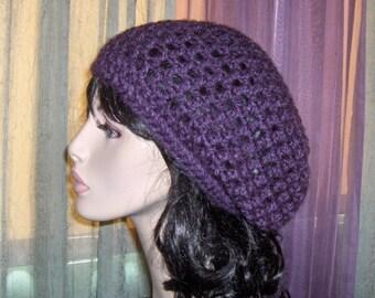 Slouchy Men Women CHOOSE Color Dreads Curly Slouchy Hat Rasta Hat Men Women