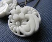 glacage de vanille earrings