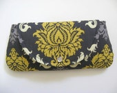 Clutch - Wallet - Snap Closure / Joel Dewberry Fabric