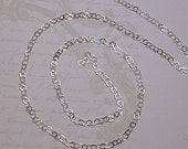 Reserved Sterling Silver Chain
