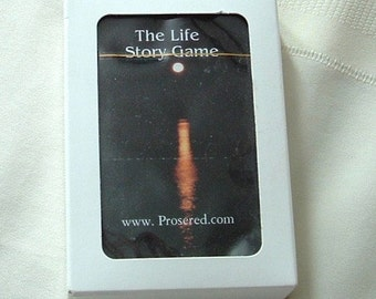 Card Game The Life Story Game from Prose Red