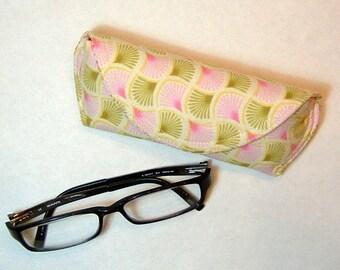 Eyeglass Case or Sunglass Case - Fancy Fans