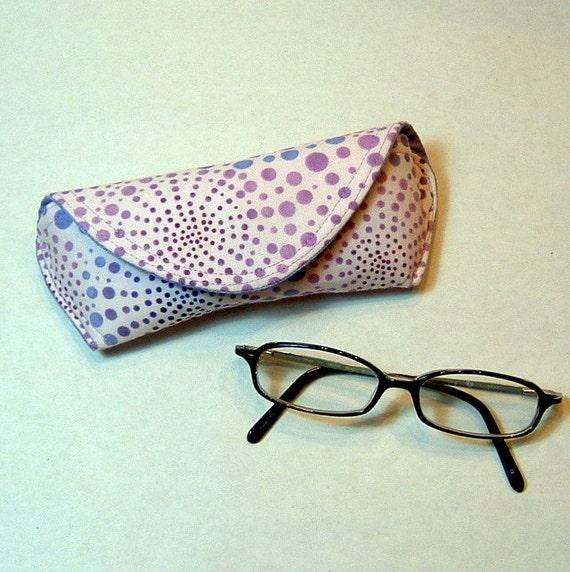 Eyeglass Case or Sunglass Case - Vortex