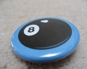 Eight Ball Awesomeness Button (1.25 inch)