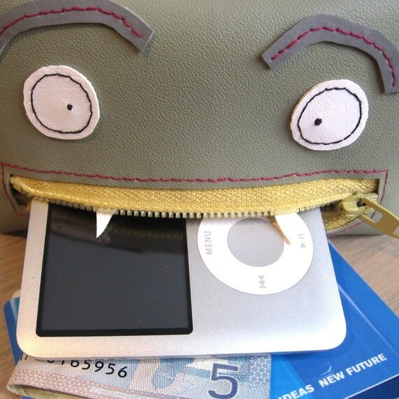 Terry (Monster Change Purse\/Pouch)