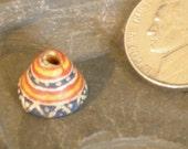 Rare Cone Kiffa Bead From Mauritania One Bead