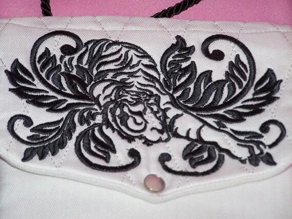 Exotic Tiger Handbag