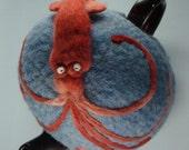 Colossal Squid Tea Cozy