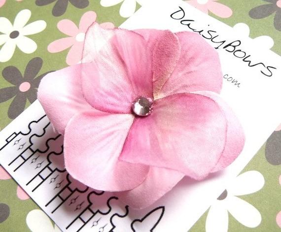 DaisyBows Hair Bow - Brielle- Double Prong Clip