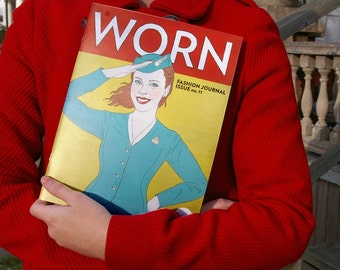 issue no.11 WORN Fashion Journal