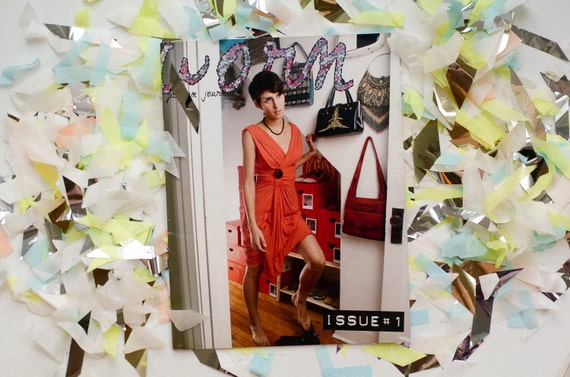 issue no. 1 WORN Fashion Journal (limited amount)