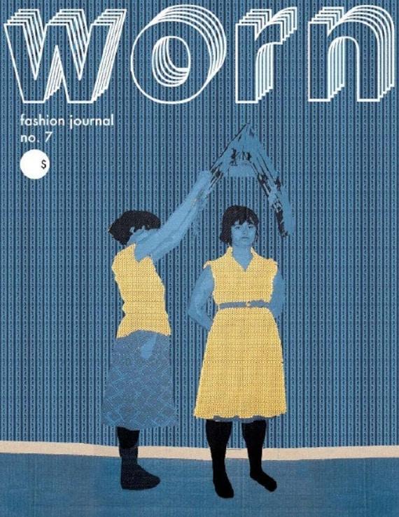 issue seven Worn Fashion Journal