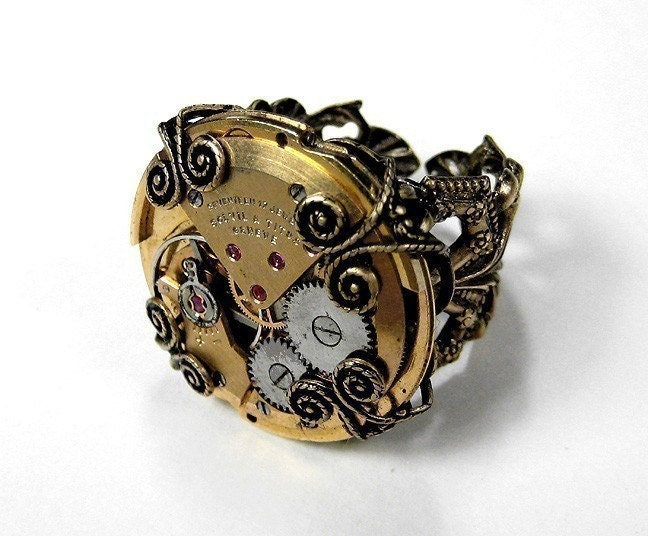 Steampunk Bracelets Men