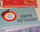 15 birthday cards- Reserved for starrclothing