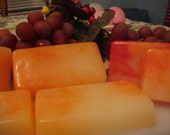 Topical Pineapple soap bars
