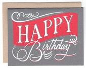 Monroe Happy Birthday Card