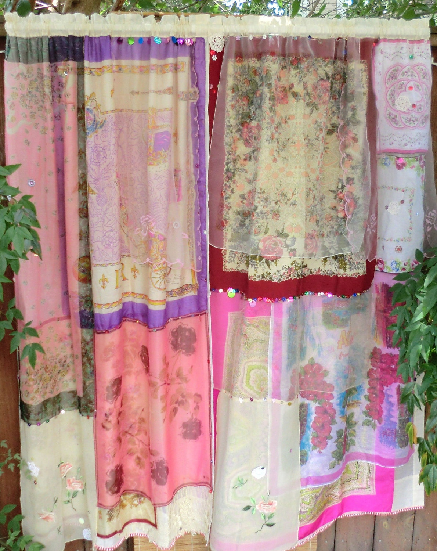 hippie shower curtain viewing gallery