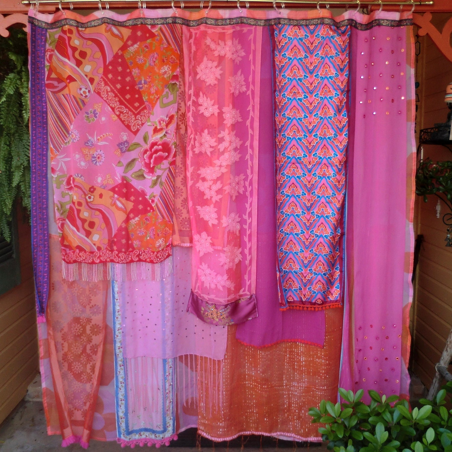 You searched for: boho shower curtain! Etsy is the home to thousands of handmade, vintage, and one-of-a-kind products and gifts related to your search. No matter what you're looking for or where you are in the world, our global marketplace of sellers can help you .