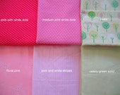 Custom - Fabric covered letters for Marla