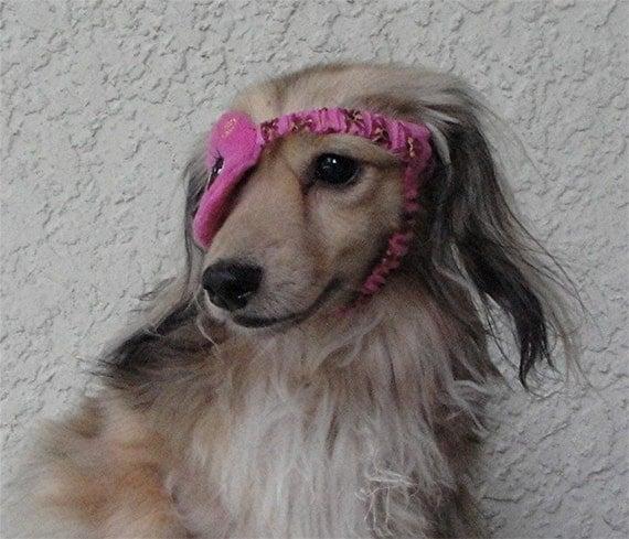 Eye Patch Dogs Eye Love You Fashionable Pet Eye By Rendachs