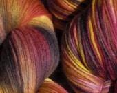 Superwash Merino\/Nylon Sock Yarn - 100g - Red Riding Hood