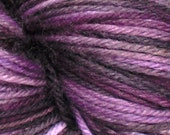 Superwash Shetland Wool - 200yds \/ 90g \/ 3.2oz - Tentacular