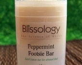 Peppermint Footsie Bar