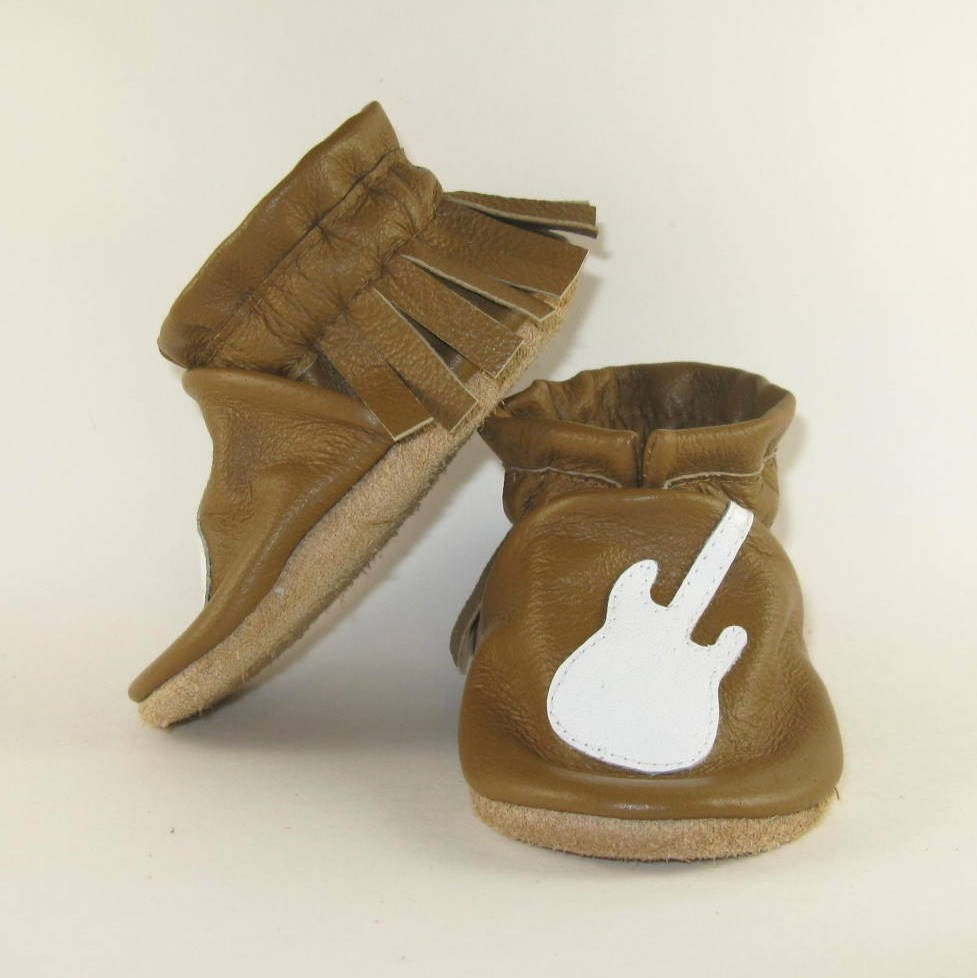 leather soft sole baby shoes 18 to 24 month guitars