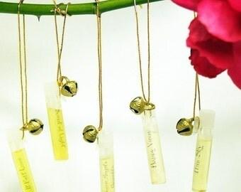 Sufi Poem Natural Perfume Samples (Set of 5)