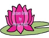 Custom Order For leslie698