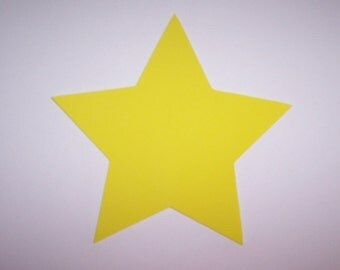 Fabric Applique TEMPLATE ONLY Star