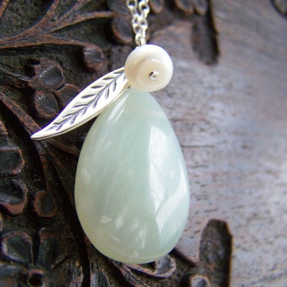 Pear Blossom Necklace