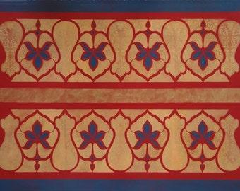 Morocco Floorcloth