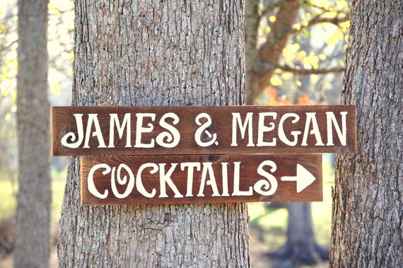 Wedding Sign, Tree Signs, Hanging Signs, Fence Wedding Sign, Door Signs, Reception, Reclaimed Wood Signs, Outdoor Wedding Reception Signs
