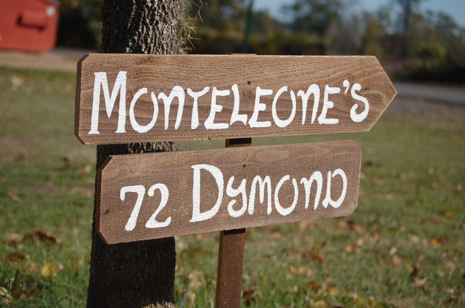 Home Address Sign Wooden Sign NEIGHBOR GIFT Welcome Sign