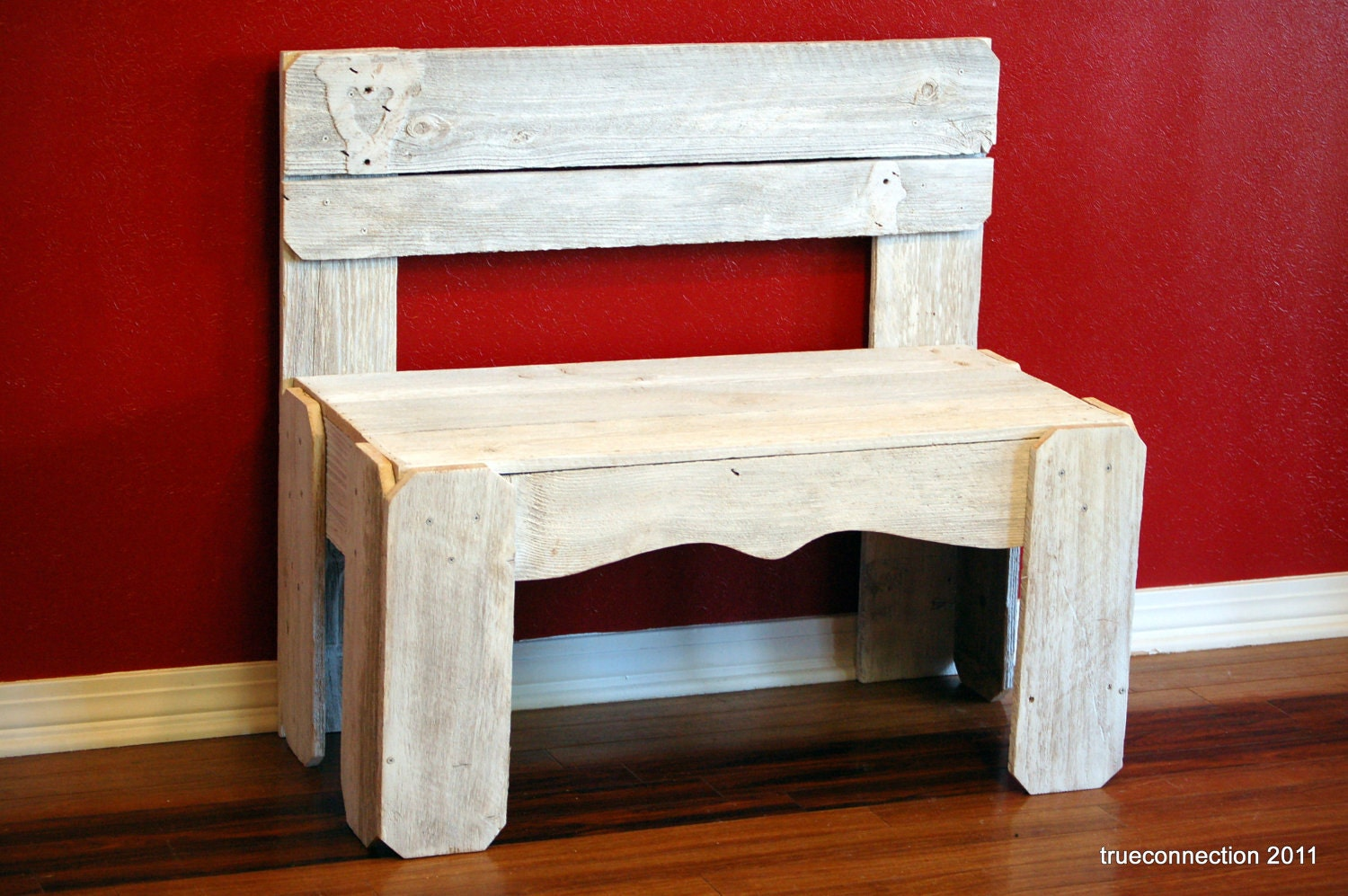 Popular items for cottage bench on Etsy