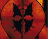 War Shield Drum