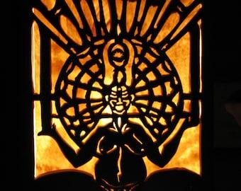 The Birthing Goddess