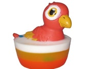 PARROT Mini Glycerin Soap