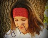 Hip Head Wrap Knitting Pattern (pdf file)