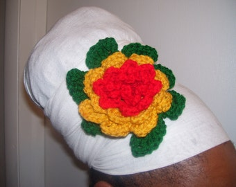 FLOWER HAIRBAND / HEADBAND