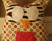 OwlLoveHoo Owl Pillow