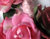Real Touch Rose, Peony, Lily and Daisy Destination Wedding Package