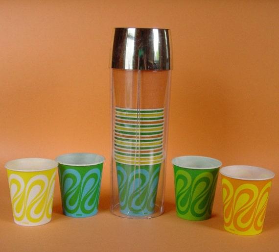 Dixie Kitchen: 1970 Dixie Cup Dispenser