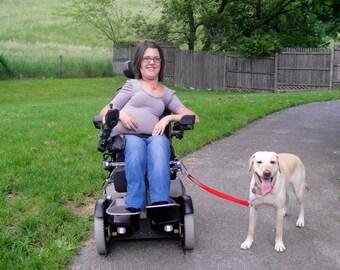 Partner Link - A Wheelchair Leash