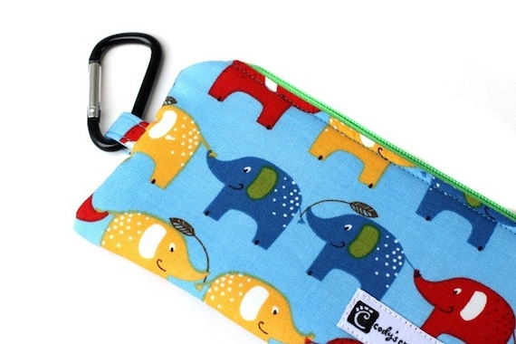 The Pouch, A Leash Bag in Elephants